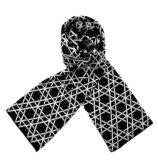 新款男士羊毛圍巾