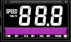 深圳供应跑步机用LCD液晶屏