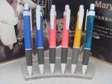 热销 520 塑料圆珠笔 广告 定制印刷LOGO促销笔礼品笔等批发订购