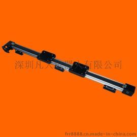 精密数控滑动导轨 铝合金型材直线滑轨 长度定制 精密顺滑