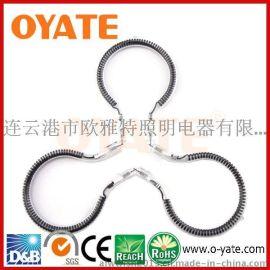 工业用电加热管,直型辐射电加热管,异型电加热管