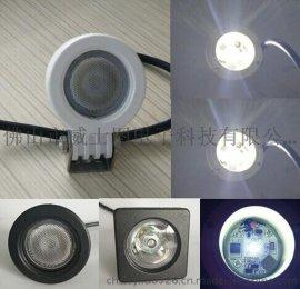厂家直销10W 美国进口科锐 防水汽车LED工作灯