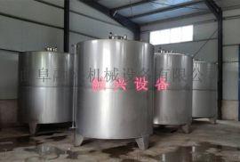 临沂15立方不锈钢罐   储罐厂家