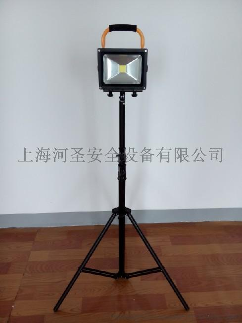 上海河聖攜帶型手動升降照明燈