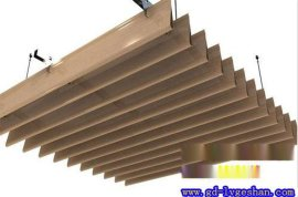 铝挂片吊顶 木纹铝挂片 拉萨铝挂片规格