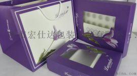 糖果礼盒包装 折叠式纸质巧克力包装盒 广州包装盒厂家定制生产