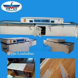 半自动真空覆膜机/真空吸塑机/覆膜机/热压机/木门生产设备