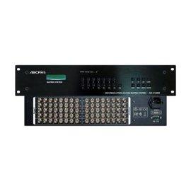 ABCPA/RGB0044\RGB0088\RGB1166\RGB2244\RGB3322\RGB4488\RGB6644 RGBHV分量高清视频矩阵切换器