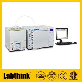 烟包溶剂残留检测气相色谱分析仪