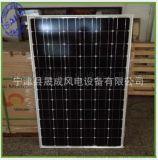 厂家直销 太阳能发电组 单晶的A片光伏板 太阳能电池板