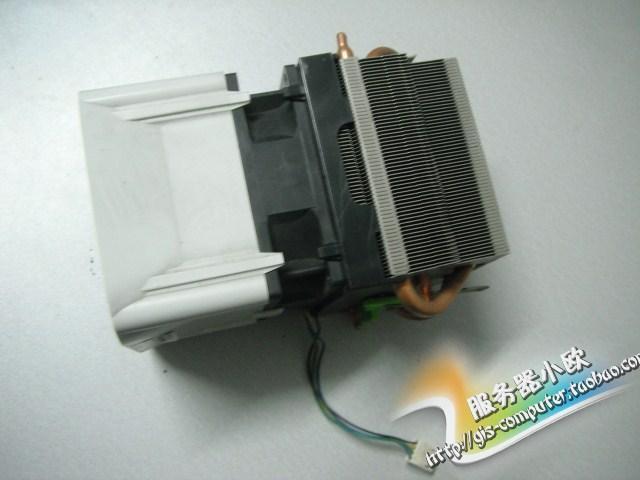 原裝SUN U20 Ultra 20 M2工作站CPU散熱片+風扇 310-0078-01