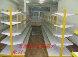 天津超市貨架便利店展示架進口食品櫃母嬰店藥店單雙面木質批發