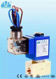 YCH41高压喷雾加湿电磁阀 吹瓶机高压电磁阀