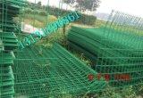 現貨框架護欄網 綠色防鏽圍欄 鐵絲圍網 廠家 浸塑電  焊網 公園防護網