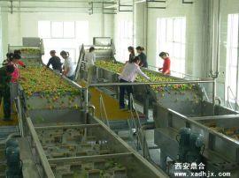 1-10T/h 果汁生产线成套设备