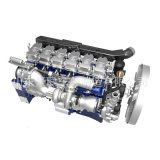 重汽系列发动机 重汽   潍柴WP13.500E501 国五 发动机 图片