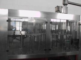 厂家直销碳酸饮料生产线设备/含气饮料灌装机械/等压灌装机