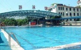 山东济南供应重力式游泳池水体精滤机系统、景观鱼池水处理器、水过滤设备