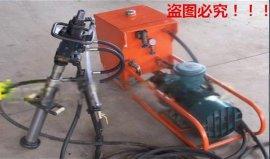 一泵站可以带4台钻机的液压锚杆钻机