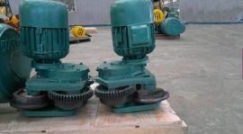 ZDY121-4/0.8kw小口电动葫芦运行电机 跑车运行电机 锥形电机