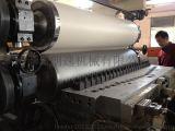 高速高效节能PVC地板革生产线