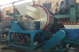 创新、高效是科威达生活垃圾撕碎机必走之路