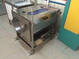 九盈直供 多功能球茎清洗机 郑州洗土豆机 芥菜去皮机 洗猪蹄机