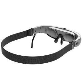 影泰FPV  头戴式显示器VR视频眼镜AV输入DVD移动影院游戏
