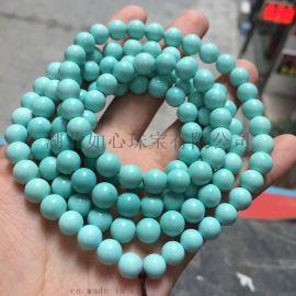 广东绿松石蛋面戒指男士 绿松石多少钱克价 绿松石的作用
