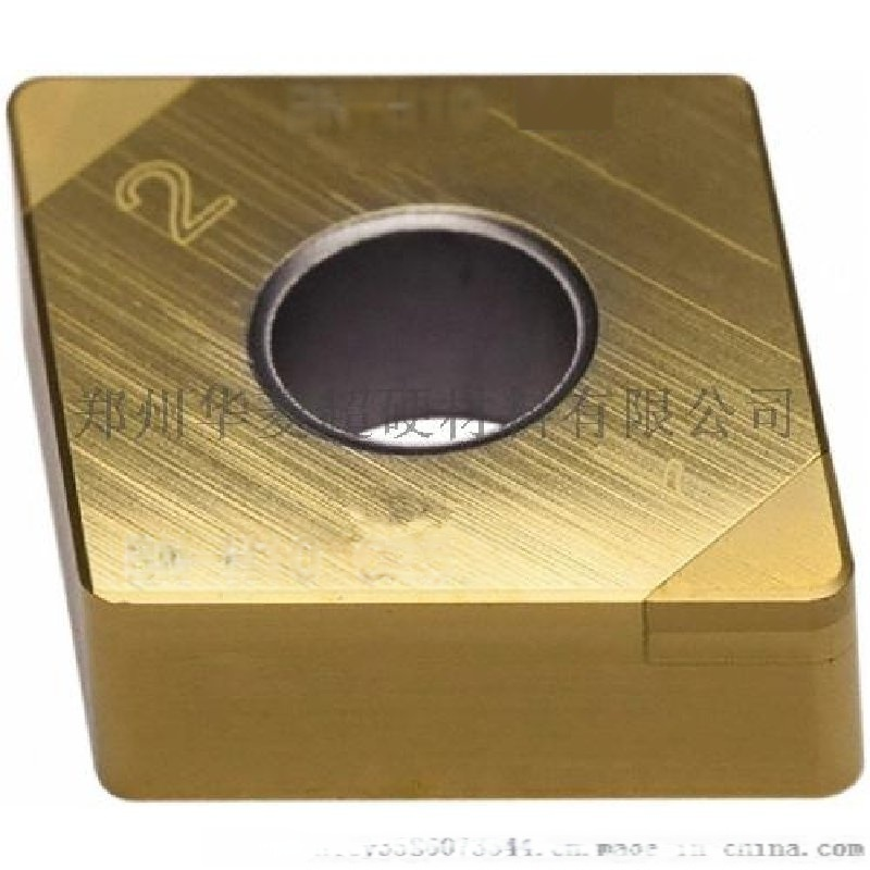 华菱超硬CBN涂层刀片BN-H10 C25