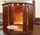 康潤達家用木質鐵杉汗蒸房/家用桑拿房/遠紅外光波浴房