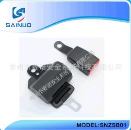 高质量 工程车 自动卷收二点式安全带 带信号线 游乐设备 带认证