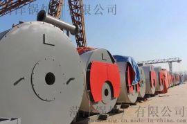 山东中杰6吨天然气蒸汽锅炉