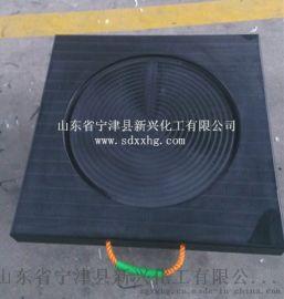 泵车专用支腿垫板/黑色抗压支腿垫板