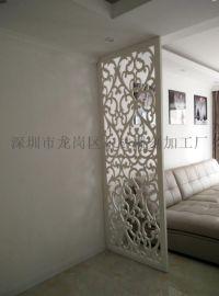 北京雕刻厂家定制轻质隔墙板价格优美易安装隔断通花板