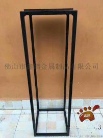现代简约不锈钢茶几支架不锈钢花盆架展示架厂家定制