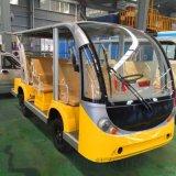 新能源14座電動觀光車配置及價格