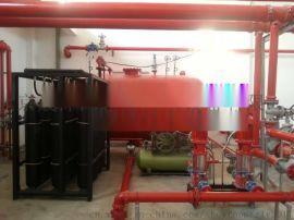 气体顶压消防应急气压给水设备DLC0.4/10-6