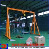 承重5吨三角架电动葫芦 组装式结构设计 送货安装