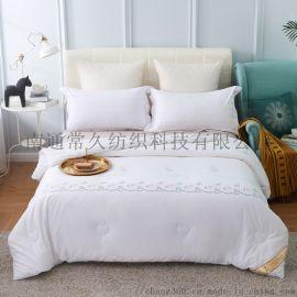 常久全棉印花蚕丝被200x230cm蚕丝净重量4斤