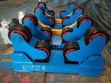 盐城皇泰HGZ60吨自调式滚轮架厂家
