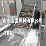 鮑魚速凍機 螃蟹清洗機 水產速凍流水線