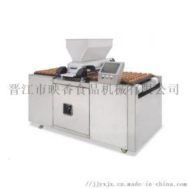 高质量的蛋糕充填机质量好 订购蛋糕机械价格多少钱