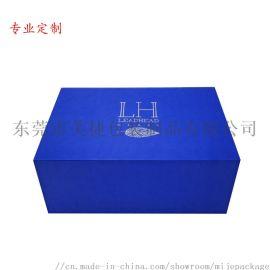 高档礼品盒 牛皮纸饰品盒 书型盒子包装盒定做