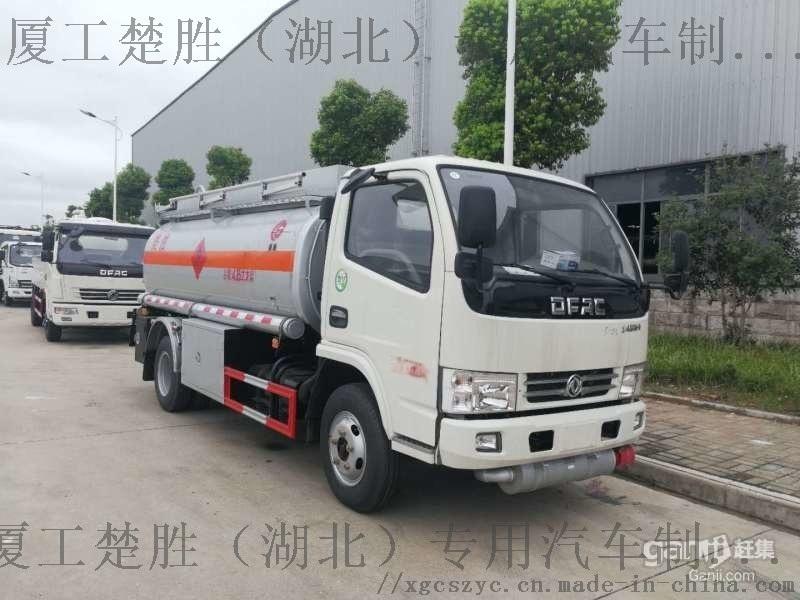 楚胜现货东风多利卡流动加油车,5吨8吨10吨