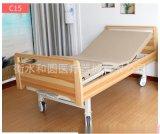 养老院实木板式全包围多功能护理床病床