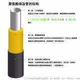 杭州塑套钢保温管道,塑套钢热力保温管