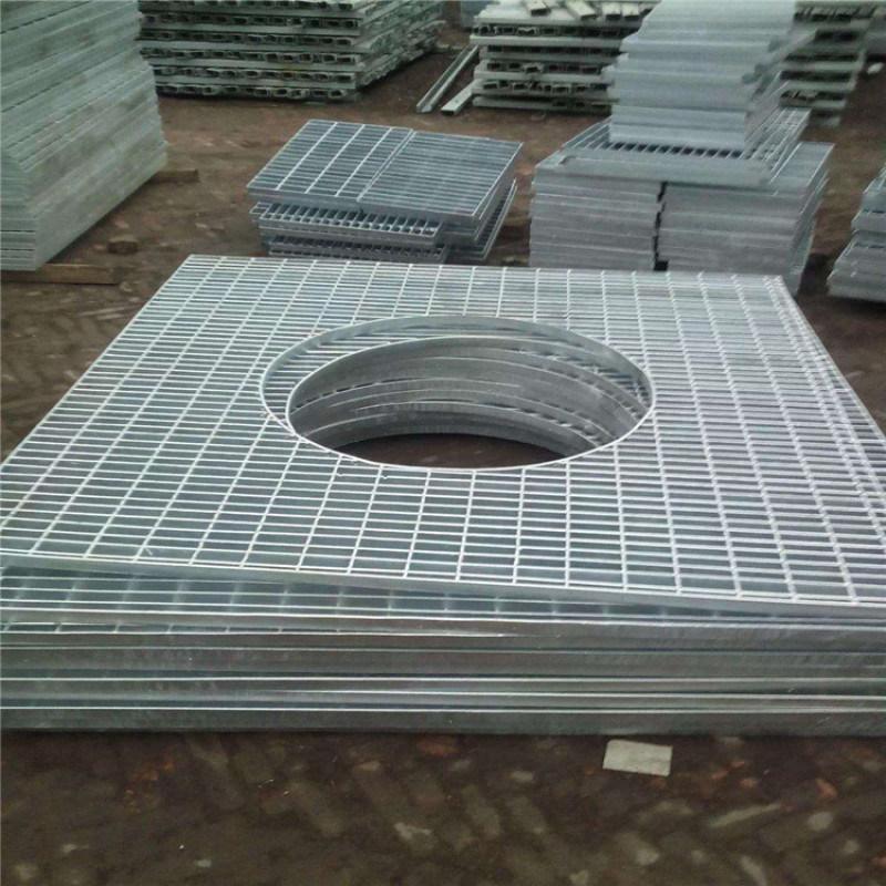 **玻璃钢格栅 武汉玻璃钢格栅楼梯踏步钢格板厂家