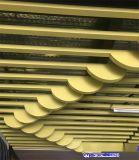 周口异型铝方通 铝方通吊顶造型 铝方通造型墙