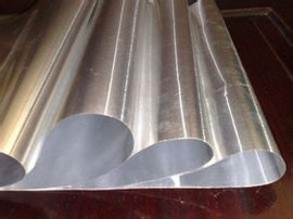 供应沈阳玻纤铝箔布 防火铝箔布  阻燃铝箔布